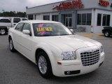2008 Cool Vanilla White Chrysler 300 Touring #4276119