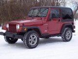 Jeep Wrangler 1999 Data, Info and Specs