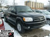 2005 Black Toyota Tundra Limited Double Cab 4x4 #42808853