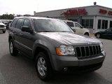 2008 Mineral Gray Metallic Jeep Grand Cherokee Laredo #4276147