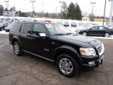 2008 Ford Explorer Black