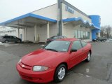 2003 Victory Red Chevrolet Cavalier Coupe #42809767
