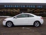 2007 Taffeta White Honda Civic EX Coupe #42809373