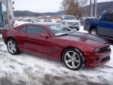 2010 Red Jewel Tintcoat Chevrolet Camaro SS/RS Coupe #42808969