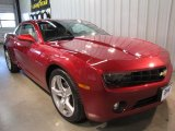 2010 Red Jewel Tintcoat Chevrolet Camaro LT/RS Coupe #42809467