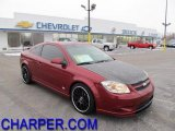 2007 Sport Red Tint Coat Chevrolet Cobalt SS Supercharged Coupe #42809860