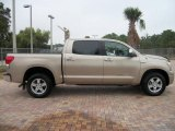 2008 Desert Sand Mica Toyota Tundra Limited CrewMax #42809957