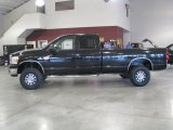2009 Brilliant Black Crystal Pearl Dodge Ram 3500 Big Horn Edition Quad Cab 4x4 #42809511