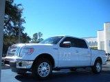 2011 Oxford White Ford F150 Lariat SuperCrew #42873681