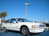 Chevrolet Caprice 1991 Data, Info and Specs