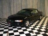 1997 Chrysler Sebring Black