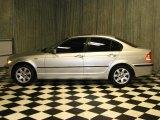 2003 Titanium Silver Metallic BMW 3 Series 325xi Sedan #42873878
