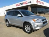 2011 Classic Silver Metallic Toyota RAV4 Limited #42873936