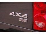 2008 Dodge Ram 3500 Laramie Resistol Mega Cab 4x4 Dually Marks and Logos