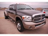 2008 Dodge Ram 3500 Laramie Resistol Mega Cab 4x4 Dually Data, Info and Specs