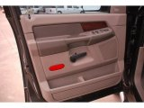 2008 Dodge Ram 3500 Laramie Resistol Mega Cab 4x4 Dually Door Panel