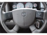 2008 Dodge Ram 3500 Laramie Resistol Mega Cab 4x4 Dually Steering Wheel