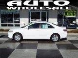 2008 Super White Toyota Camry XLE #42873974