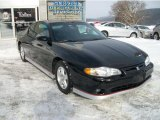 Black Chevrolet Monte Carlo in 2002