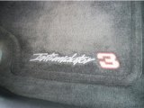 2002 Chevrolet Monte Carlo Intimidator SS Marks and Logos