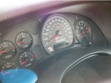 2002 Chevrolet Monte Carlo Intimidator SS Gauges