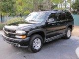 2004 Black Chevrolet Tahoe Z71 4x4 #42873672