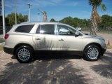 2008 Gold Mist Metallic Buick Enclave CXL #42874381