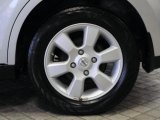 Nissan Versa 2008 Wheels and Tires