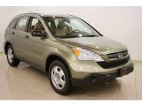 2009 Green Tea Metallic Honda CR-V LX #42928716
