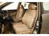 2009 Honda CR-V LX Ivory Interior