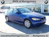 2007 Montego Blue Metallic BMW 3 Series 328i Sedan #42928468