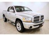 2006 Bright Silver Metallic Dodge Ram 1500 SLT Quad Cab 4x4 #42928723