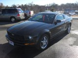 2005 Black Ford Mustang V6 Deluxe Coupe #42928794