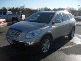 2008 Gold Mist Metallic Buick Enclave CXL #42928799