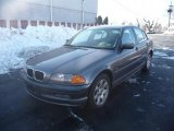 2001 Steel Grey Metallic BMW 3 Series 325i Sedan #42928341