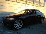 2008 Monaco Blue Metallic BMW 3 Series 335xi Sedan #42928133