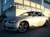 2008 Titanium Silver Metallic BMW 3 Series 328i Convertible #42928134