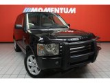 2005 Java Black Pearl Land Rover Range Rover HSE #42928597