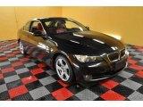 2007 Black Sapphire Metallic BMW 3 Series 328xi Coupe #42928611