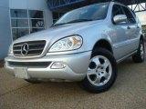 2002 Mercedes-Benz ML 320 4Matic