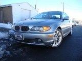 2004 Silver Grey Metallic BMW 3 Series 330i Coupe #42928407