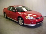 2006 Victory Red Chevrolet Monte Carlo SS #42928641