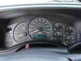 2002 Chevrolet Silverado 1500 LS Regular Cab Marks and Logos