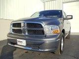 2010 Mineral Gray Metallic Dodge Ram 1500 SLT Quad Cab 4x4 #42929013