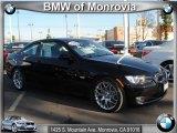 2009 Jet Black BMW 3 Series 328i Coupe #42928434