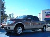 2011 Golden Bronze Metallic Ford F150 King Ranch SuperCrew 4x4 #42990015