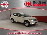 2007 Glacier Pearl White Nissan Murano SE AWD #42989288