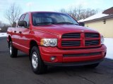 2002 Dodge Ram 1500 Flame Red