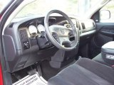 2002 Dodge Ram 1500 Sport Quad Cab 4x4 Dark Slate Gray Interior