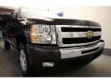 2011 Taupe Gray Metallic Chevrolet Silverado 1500 LT Extended Cab 4x4 #42990639